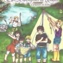 Campeurs en herbe (Papier)